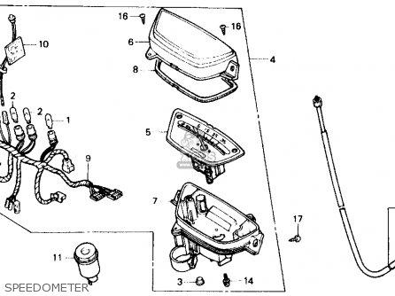 Honda Sb50p E 1990 (l) Usa parts list partsmanual partsfiche