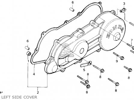 Honda Motor Scooters Razor Electric Scooter Wiring Diagram