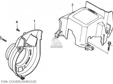 Honda Sfx50 1995 (s) Italy parts list partsmanual partsfiche