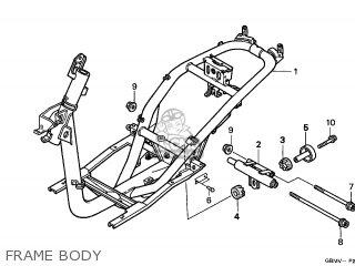 Honda SFX50 1998 (W) GERMANY parts lists and schematics