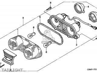 Honda SFX50MM 1998 (W) NETHERLANDS parts lists and schematics