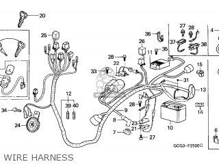 Honda SGX50 SKY 2000 (Y) BELGIUM / STD parts lists and