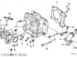 Honda SH125 2001 (1) EUROPEAN DIRECT SALES KPH parts lists