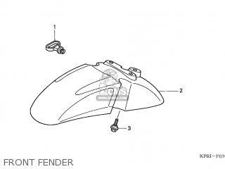 Honda SH125 2003 (3) FRANCE CMF KPH parts lists and schematics