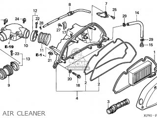 Honda SH125 2004 (4) EUROPEAN DIRECT SALES parts lists and