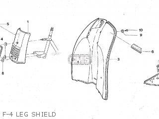 Honda SH50 SCOOPY 1984 (E) BELGIUM parts lists and schematics