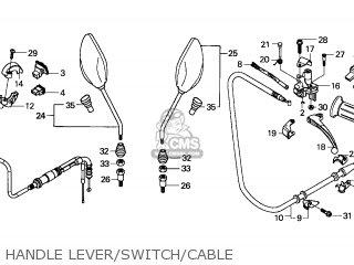 Honda SH50 SCOOPY 2001 (1) BELGIUM KPH parts lists and