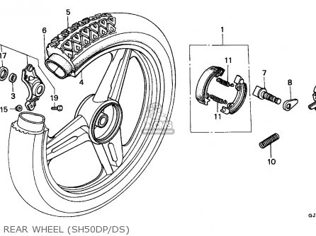 Moped Wiring Diagrams Moped Transmission Wiring Diagram