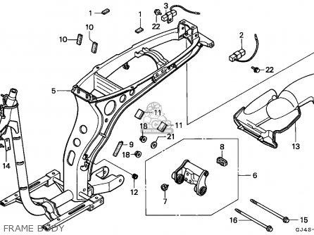 Wiring Diagram Motor Scoopy