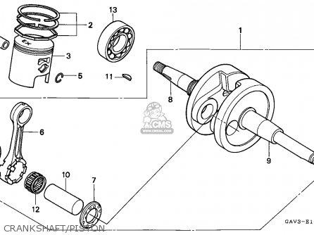 Honda SJ50 BALI 1996 (T) PORTUGAL MP parts lists and