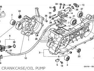 Honda Sj50 Bali 1999 (x) Spain Kph Mp parts list