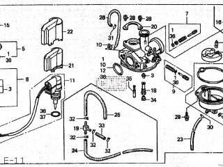 Honda SK50M DIO 1992 (N) JAPAN AF27-130 parts lists and