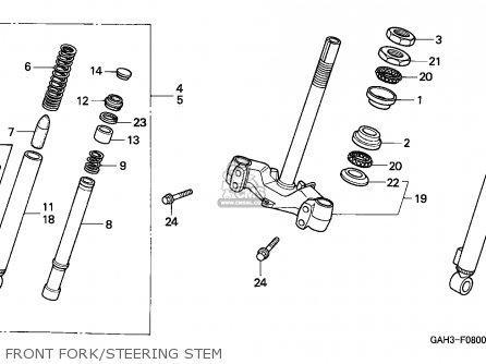 Honda SK50M DIO 1996 (T) AUSTRALIA parts lists and schematics