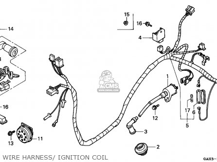 Honda SK50M DIO 2000 (Y) AUSTRALIA parts lists and schematics