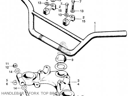 Honda SL100 MOTOSPORT 1973 K3 USA parts lists and schematics