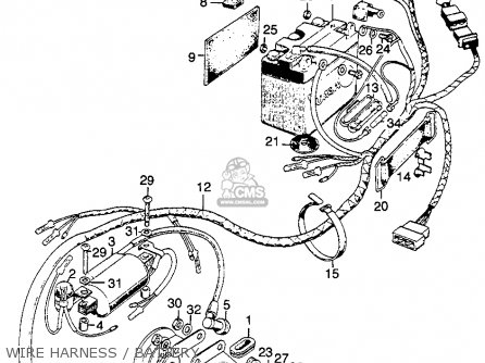 Honda Cl350 Wiring Diagram. Honda. Free Download Images