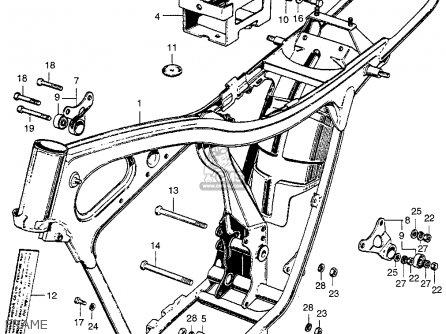 Honda Sl350 Wiring Diagram