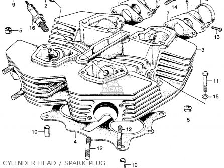 Electrical Wiring Diagram Of Honda Sl350 Honda Tl125