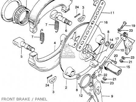 Honda Cb750 Engine Diagram Honda Z50 Engine Diagram Wiring