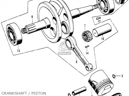 1977 Honda Ct70 Wiring Diagram