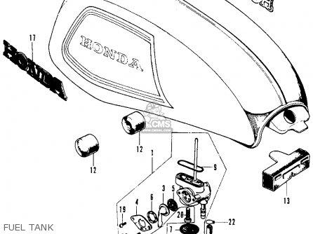 1971 honda cl70 wiring diagram 1971 honda z50 wiring - auto     on honda