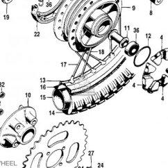 1980 Honda Cb750 Custom Wiring Diagram 2001 Ford F150 Lariat Radio Xs650 Carb Virago ~ Odicis
