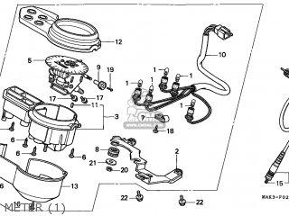 Honda SLR650 VIGOR 1997 (V) AUSTRIA / KPH parts lists and