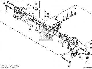 Honda SLR650 VIGOR 1997 (V) AUSTRIA / KPH parts lists and schematics