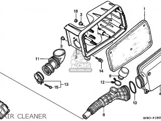 Honda SRX90 SHADOW 1998 (W) FRANCE CMF parts lists and