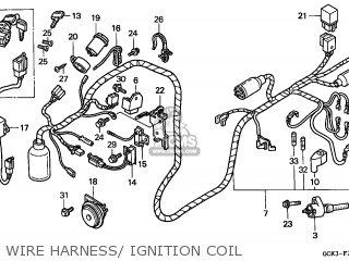 Honda SRX90 SHADOW 1999 (X) SPAIN parts lists and schematics