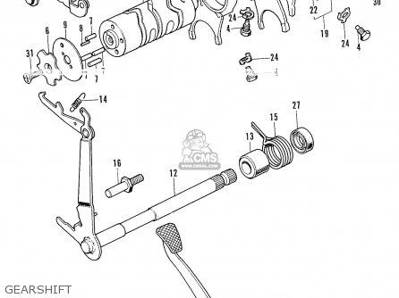 Honda Ss50-d England parts list partsmanual partsfiche