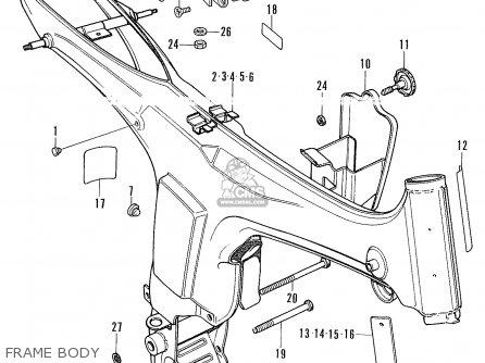 Honda Ss50-d Germany parts list partsmanual partsfiche