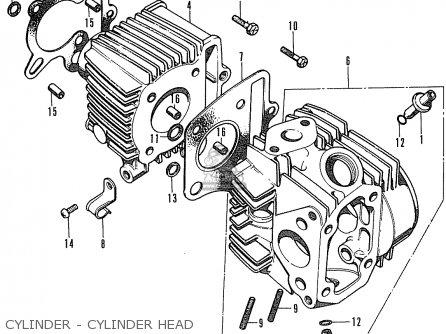 Honda SS50M K1 AUSTRIA parts lists and schematics