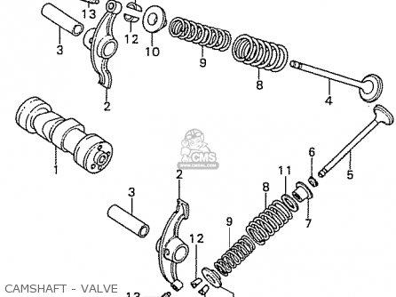 Honda Ss50zb2 England parts list partsmanual partsfiche