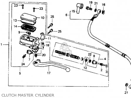 Honda ST1100 1991 (M) USA CALIFORNIA parts lists and
