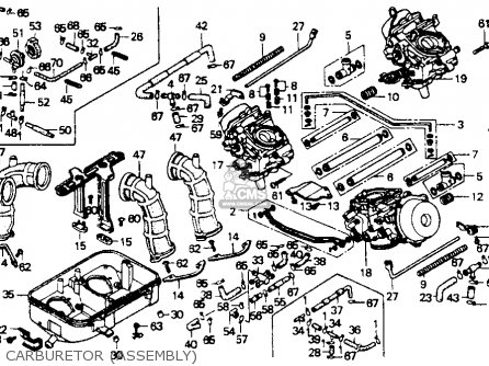Honda St1100 1991 Usa parts list partsmanual partsfiche