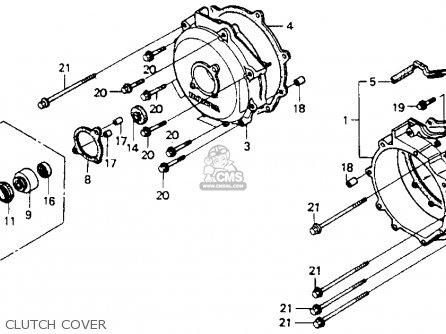 Honda St1100 1991 Usa parts list partsmanual partsfiche