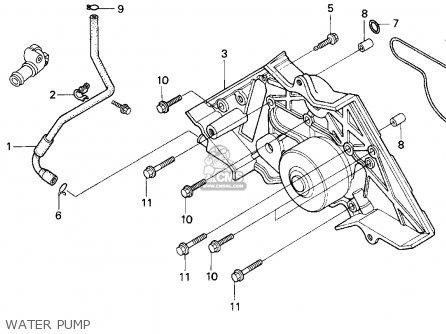 Honda St1100 1997 (v) Usa California parts list