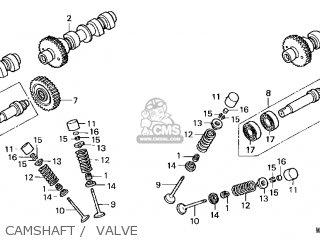 Honda ST1100 1999 (X) USA CALIFORNIA parts lists and