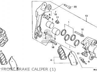 Honda ST1100 2002 (2) USA parts lists and schematics
