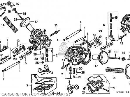 Honda St1100 Pan European 1991 Austria / Kph parts list