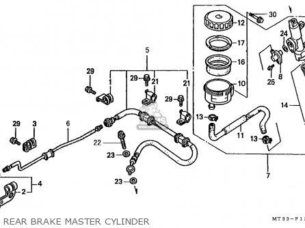 Honda St1100 Paneuropean 1991 (m) Austria / Kph parts list