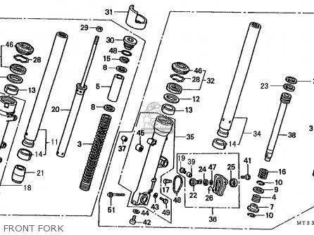 Honda ST1100 PANEUROPEAN 1992 (N) AUSTRIA / KPH parts