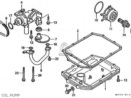 Honda St1100 Paneuropean 1993 (p) Spain / Kph parts list