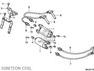 Honda ST1100A 2002 (2) CANADA parts lists and schematics