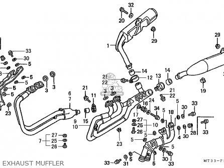 Honda ST1100A PANEUROPEAN 1992 (N) AUSTRIA / KPH parts