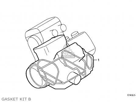 Honda ST1100A PANEUROPEAN 1998 (W) ENGLAND parts lists and