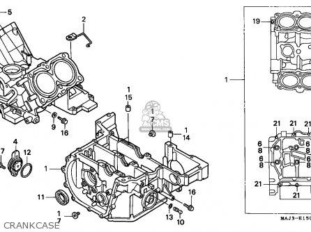 Honda St1100a Paneuropean 1998 (w) European Direct Sales