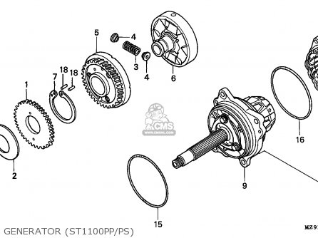 Electric St Honda Engine, Electric, Free Engine Image For