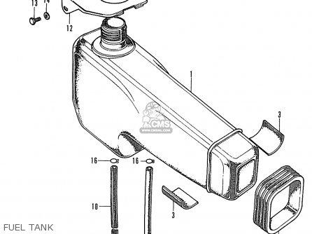 Honda St50-g (germany) parts list partsmanual partsfiche